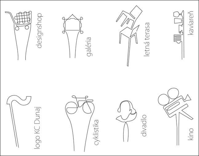 ikony pre kc dunaj