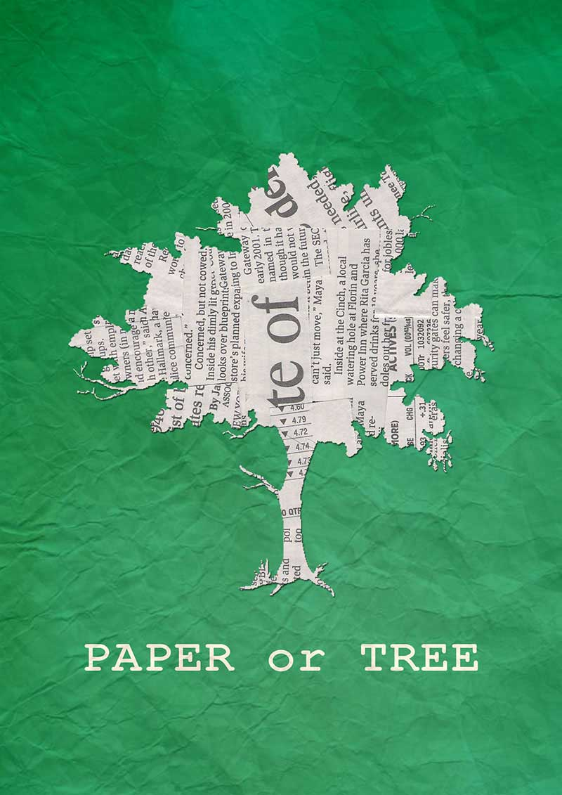 plagát Eco poster