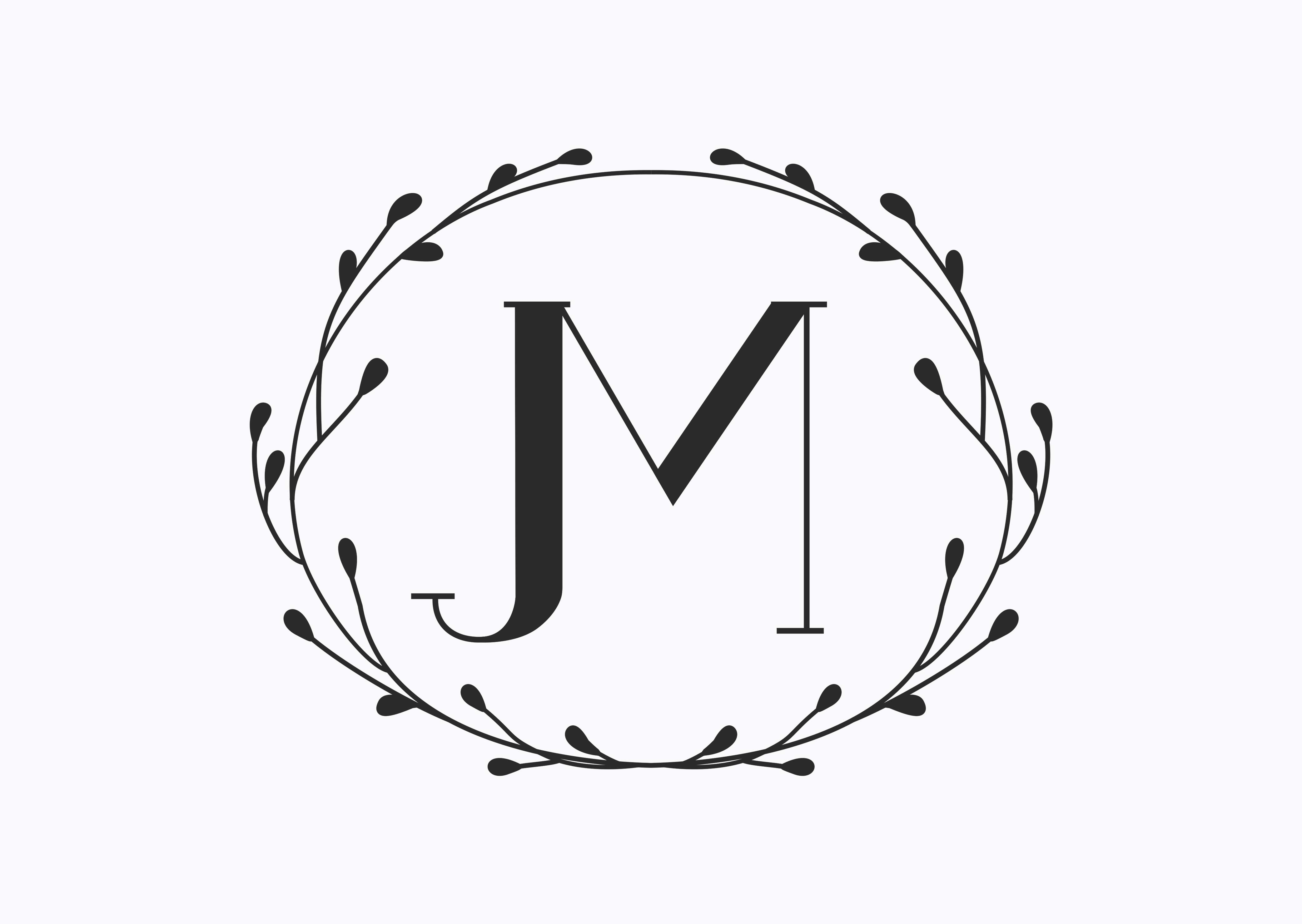 jana a marek wedding logo